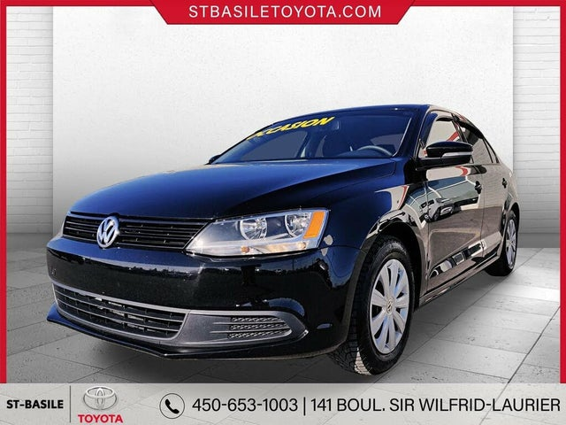 2014 Volkswagen Jetta Trendline