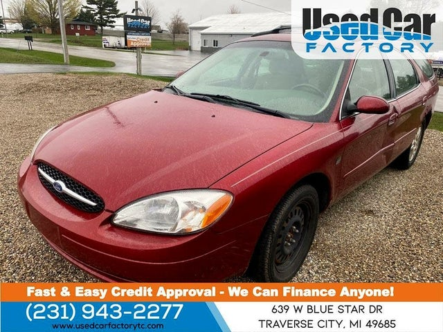2002 Ford Taurus SEL Deluxe Wagon