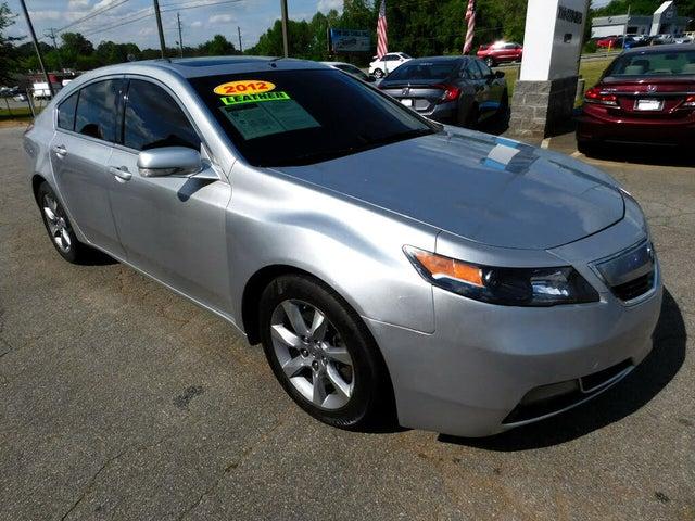 2012 Acura TL FWD
