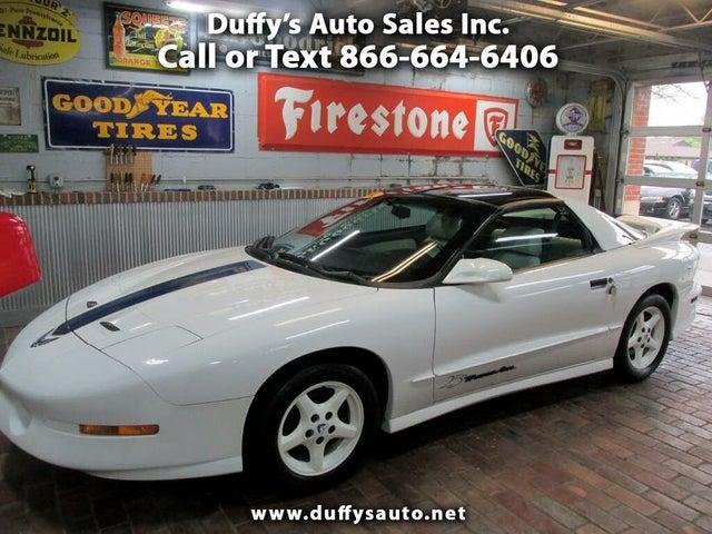 1994 Pontiac Firebird Trans Am 25th Anniversary Edition