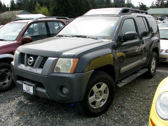 2006 Nissan Xterra S 4WD