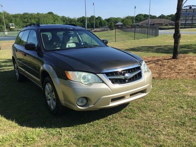 2008 Subaru Outback Basic