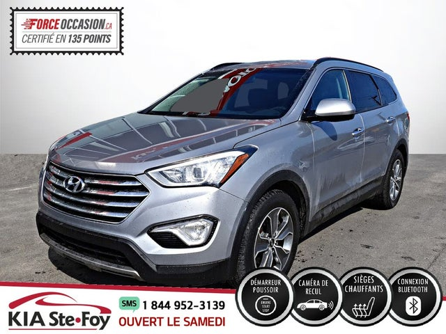 2016 Hyundai Santa Fe XL Premium AWD