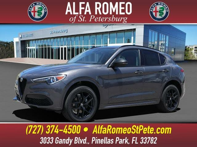 2021 Alfa Romeo Stelvio Sprint RWD