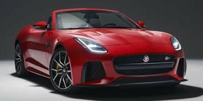 2018 Jaguar F-TYPE R Convertible AWD