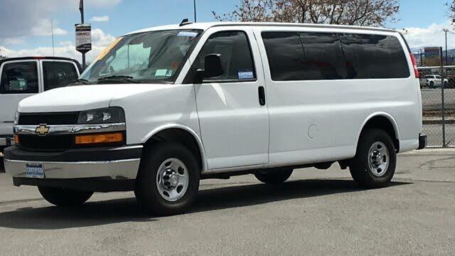 2020 Chevrolet Express 2500 LT RWD