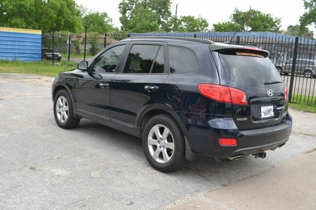 2008 Hyundai Santa Fe 3.3L Limited FWD