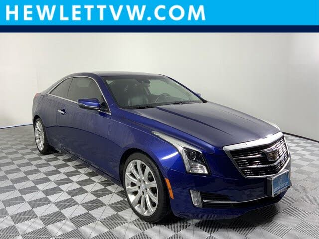 2015 Cadillac ATS Coupe 3.6L Performance RWD