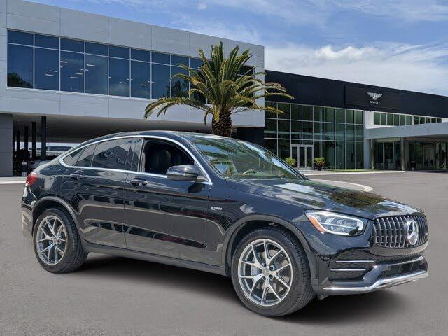 2020 Mercedes-Benz GLC-Class GLC AMG 43 4MATIC Coupe AWD