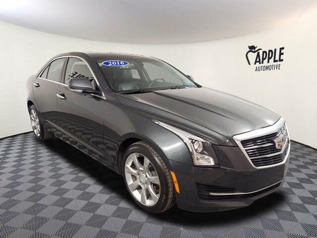 2016 Cadillac ATS 2.0T Luxury AWD