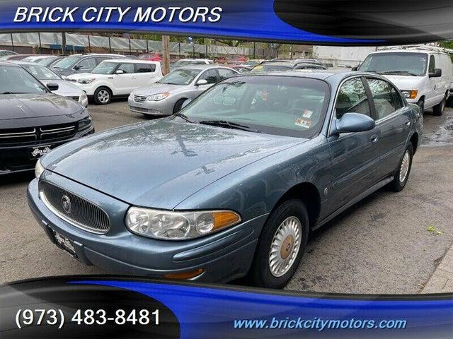 2000 Buick LeSabre Limited Sedan FWD