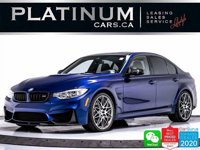 2017 BMW M3 Sedan RWD