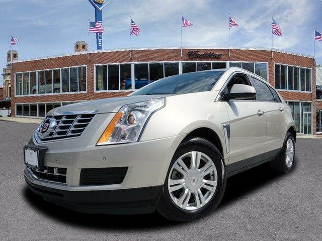 2014 Cadillac SRX Luxury AWD