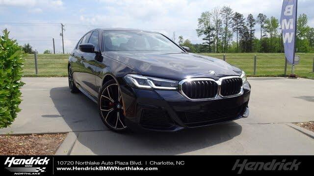 2021 BMW 5 Series 530i RWD