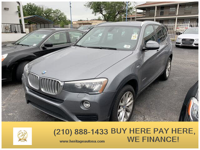 2016 BMW X3 xDrive28d AWD