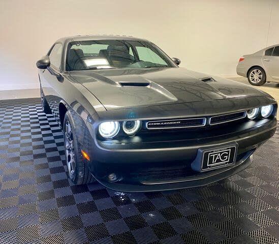 2018 Dodge Challenger GT AWD