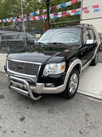 2008 Ford Explorer Limited V8 4WD