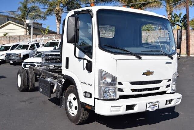 2020 Chevrolet Silverado 4500HD 4WD