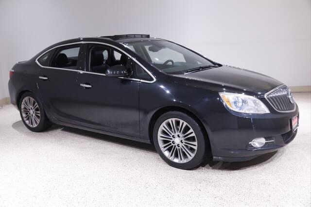 2013 Buick Verano Premium FWD