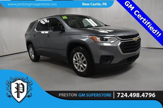 2018 Chevrolet Traverse LS AWD