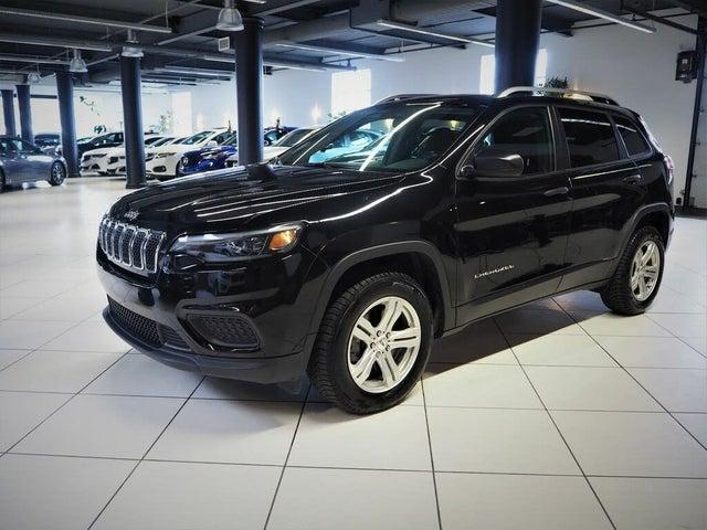 2019 Jeep Cherokee Sport 4WD