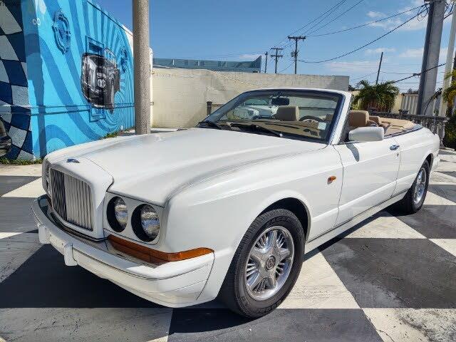 1997 Bentley Azure RWD