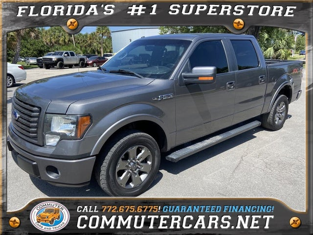 2012 Ford F-150 FX2 SuperCrew