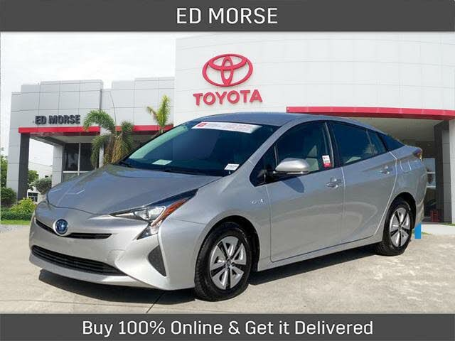 2017 Toyota Prius Two Eco FWD