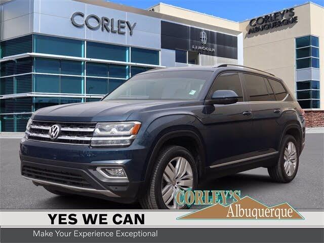 2019 Volkswagen Atlas SEL FWD