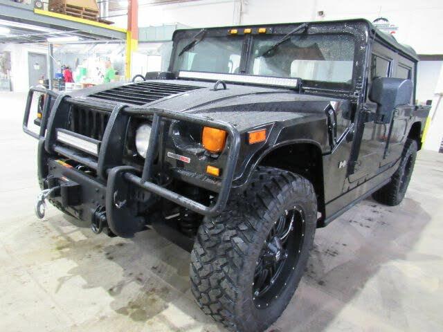 2006 Hummer H1 Alpha Open-Top