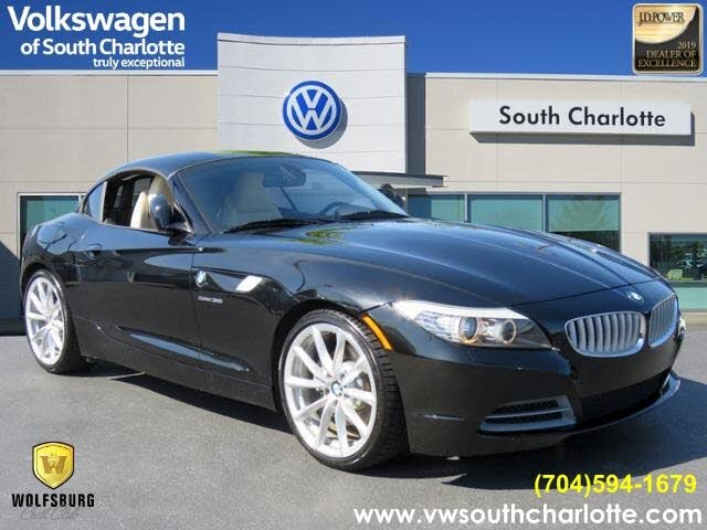 2012 BMW Z4 sDrive35i Roadster RWD