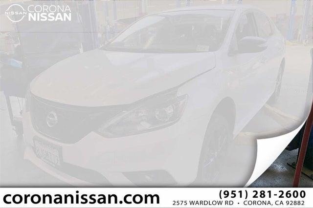 2018 Nissan Sentra SR FWD