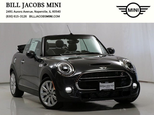 2018 MINI Cooper S Convertible FWD