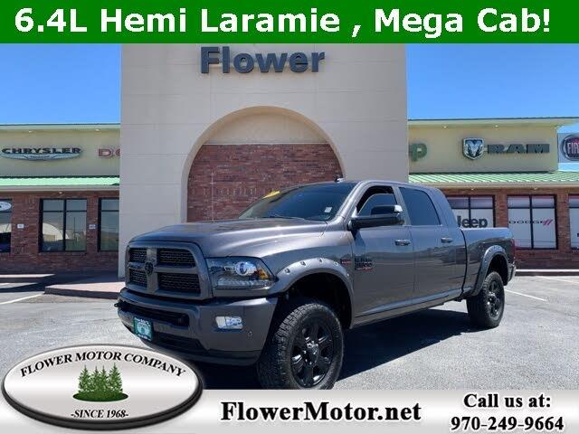 2016 RAM 3500 Laramie Mega Cab 4WD