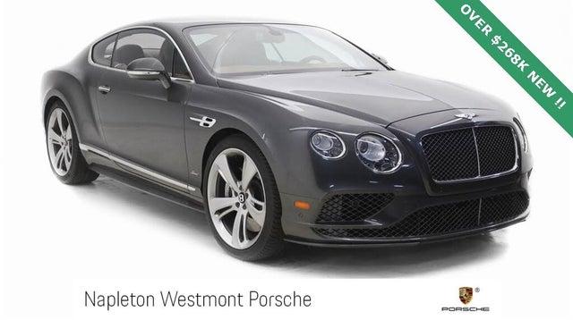 2016 Bentley Continental GT Speed AWD