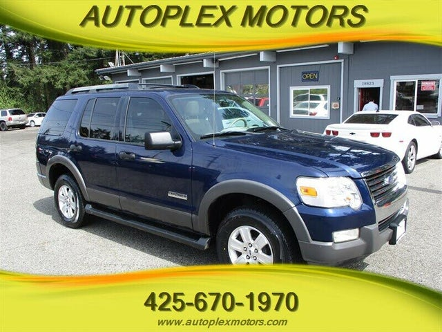 2006 Ford Explorer XLT V6 4WD
