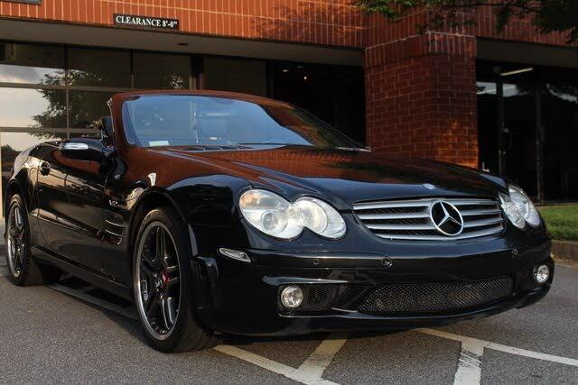 2005 Mercedes-Benz SL-Class SL AMG 65