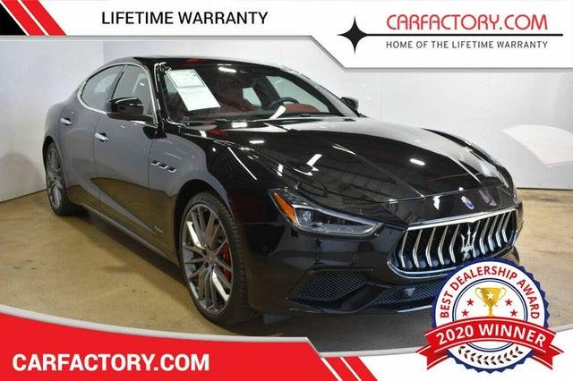 2018 Maserati Ghibli GranSport 3.0L