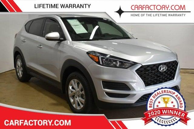 2019 Hyundai Tucson SE FWD