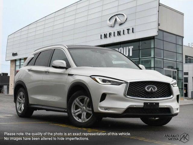 2020 INFINITI QX50 Essential AWD
