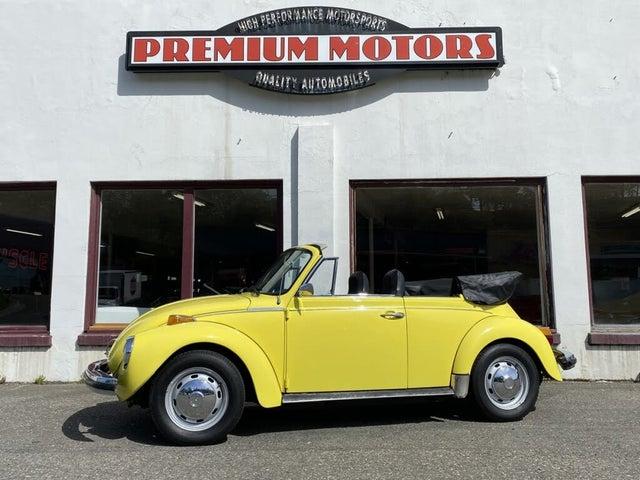 1974 Volkswagen Beetle Cabriolet