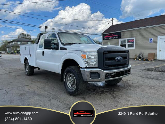 2013 Ford F-350 Super Duty XLT SuperCab 4WD