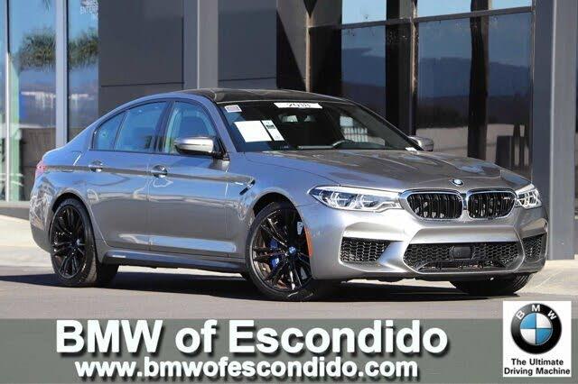 2018 BMW M5 AWD