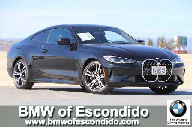 2021 BMW 4 Series 430i Coupe RWD