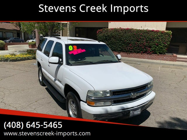 2003 Chevrolet Tahoe LT RWD