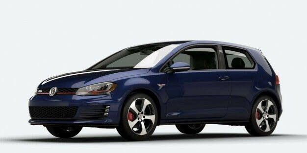 2015 Volkswagen Golf GTI 2.0T SE 2-Door FWD
