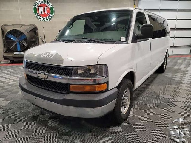 2007 Chevrolet Express 3500 LS Extended RWD