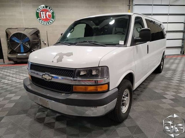 2008 Chevrolet Express 3500 LS Extended RWD