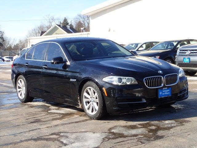 2014 BMW 5 Series 528i xDrive Sedan AWD
