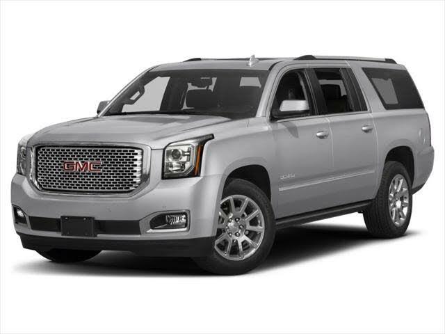 2018 GMC Yukon XL Denali 4WD